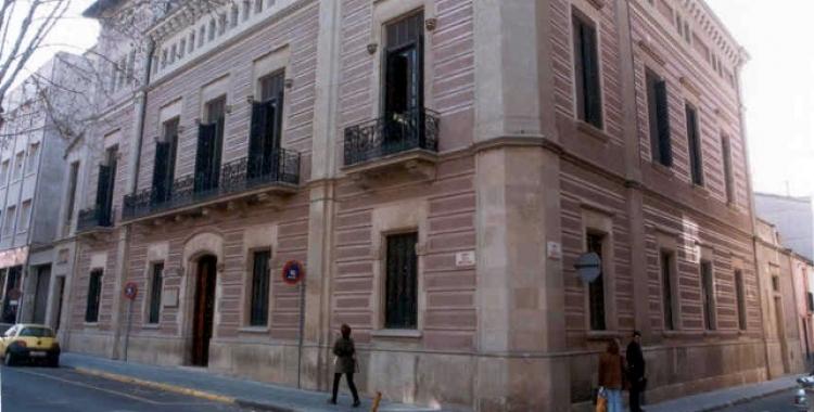 L'Arxiu Històric a la Casa Ponsà | Cedida