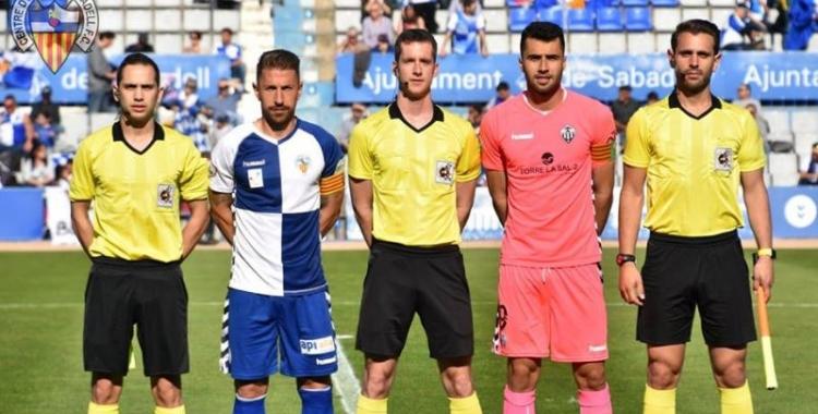 El Centre d'Esports va derrotar (2-1) el Castellón en l'últim enfrontament entre tots dos conjunts. | Críspulo Díaz