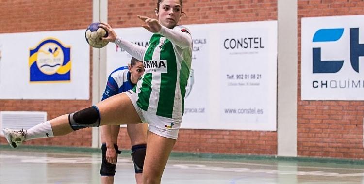 Irene Garcia s'incorporarà a la disciplina de l'OAR Gràcia amb la temporada començada. | Èric Altimis - OAR Gràcia