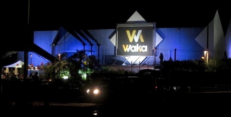 Imatge d'arxiu de la discoteca Waka Sabadell | ACN