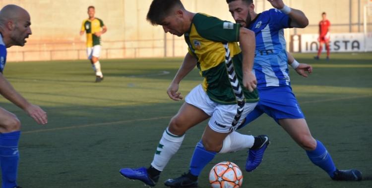 Aarón Rey ho ha provat amb insistència però sense fortuna | Críspulo Díaz