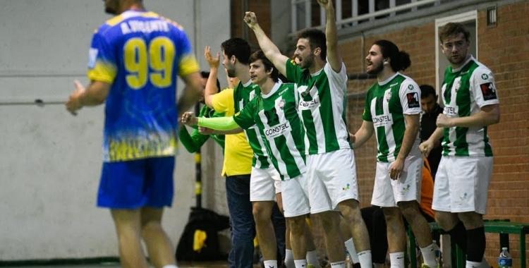 El Gràcia espera viure una temporada exitosa enguany | Eric Altimis (OAR)
