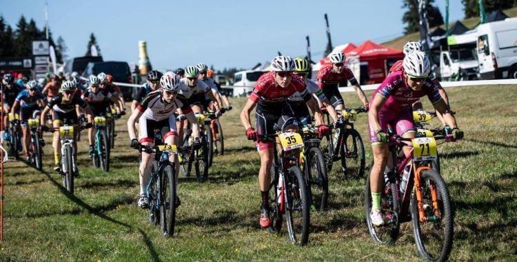 Pacios no aturarà la competició després de perdre's part de la temporada per lesió. | Rothaus Bike Giro