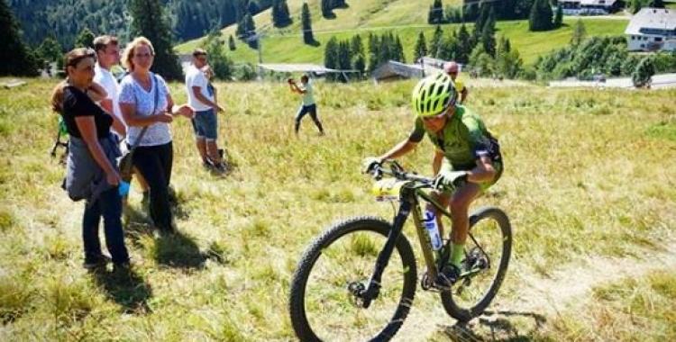 Acabada la Rothaus Bike Giro, Pacios se centrarà ara en la tercera prova de l'Alpine Cup a Suïssa. | Instagram