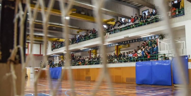 Can Colapi acollirà l'estrena en lliga de l'Escola Pia. | Arxiu