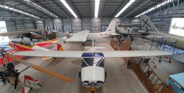 El nou Hangar-Museu de l'Aeroport de Sabadell | Pere Gallifa