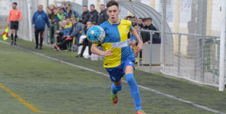 David López finalment jugarà per segona temporada consecutiva al Sabadell Nord | Roger Benet