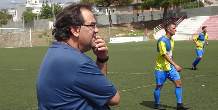 Quico Díaz recupera efectius per al Sabadell Nord-Manlleu | Adrián Arroyo