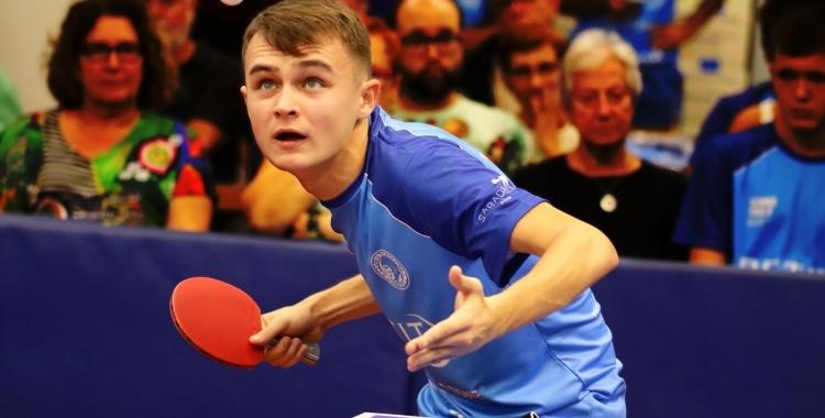 Yuri Beschastnyy torna a Can Llong.   CNS