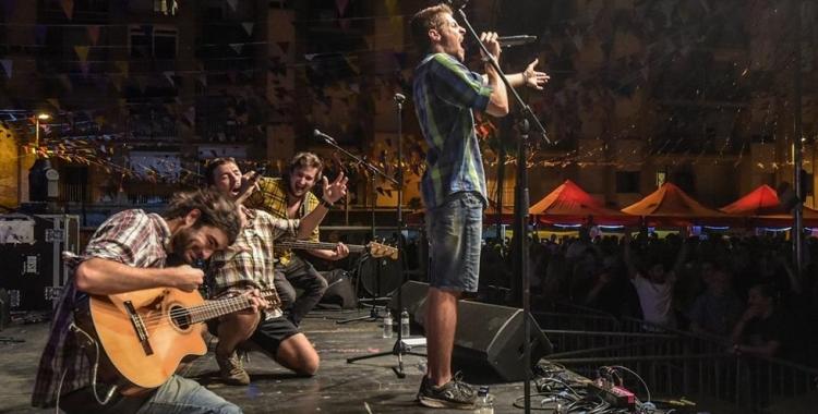 Els Ovella Xao actuaran a Gràcia aquesta nit   Roger Benet