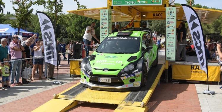 El Parc Catalunya va donar el tret de sortida al Ral·li de la Llana. | Roger Benet