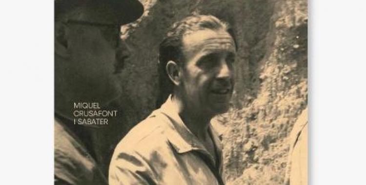 """""""Miquel Crusafont i l'origen de l'home"""", retrat íntim del paleontòleg sabadellenc"""