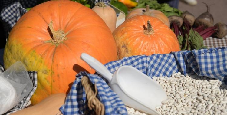 La Jornada de Consum Alimentària Quilòmetre Zero tanca amb èxit la seva segona edició   Roger Benet