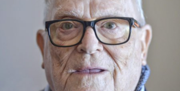 Víctor Barahona, locutor de l'antiga EAJ-20 | Diari de Sabadell
