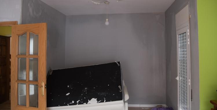 Un dels pisos afectats | Roger Benet