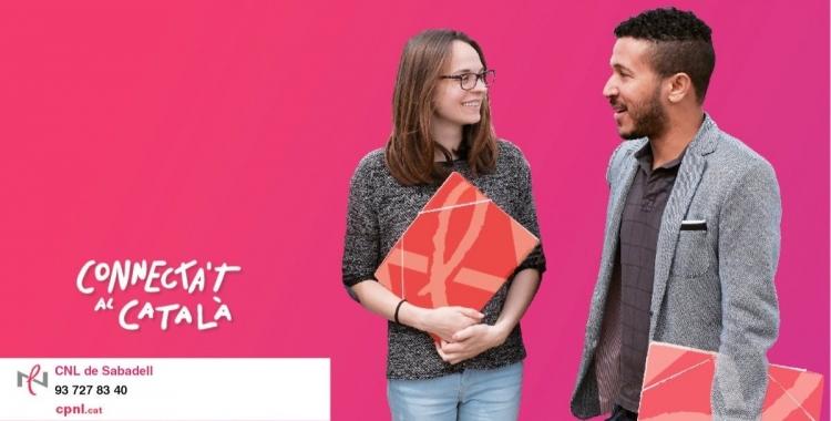 Cartell promocional dels cursos del CNL | Cedida