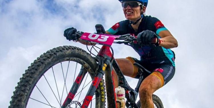 Ada Xinxó finalitza l'MTB Himalaya en segona posició | Ada Xinxó