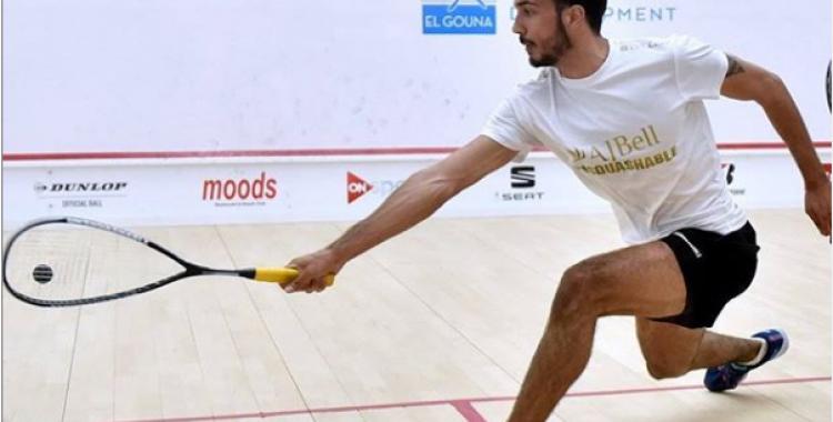 Iker Pajares debutarà el dissabte al US Open Squash Championship / Iker Pajares