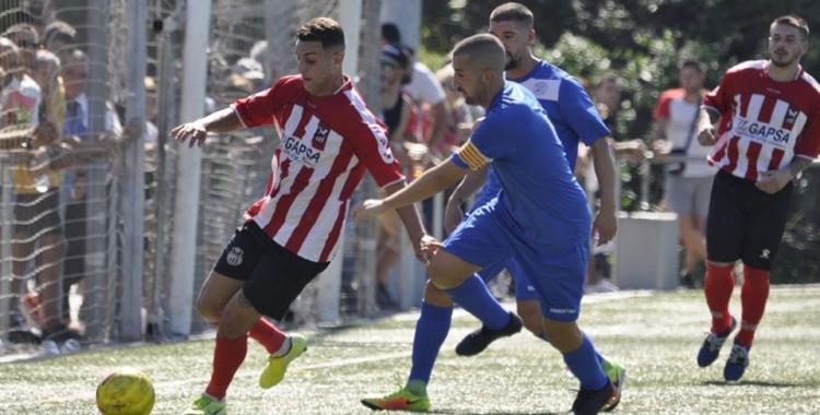 Torre-romeu acollirà diumenge (12h) el derbi contra el Sabadell 'B'   Crispulo Díaz