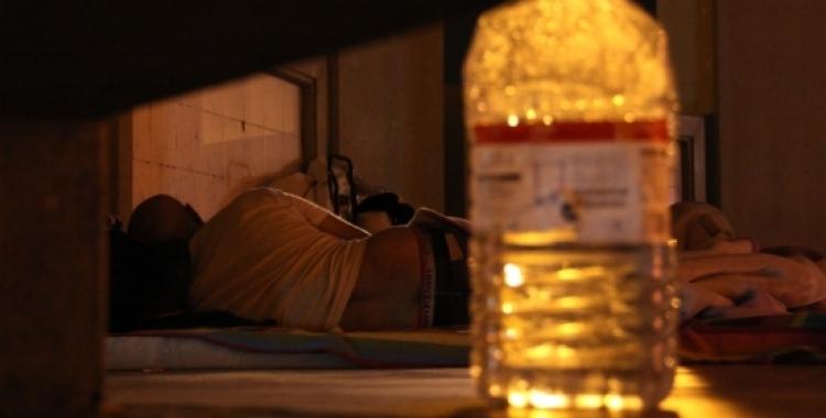 Imatge de recurs d'una persona sense llar | Arxiu