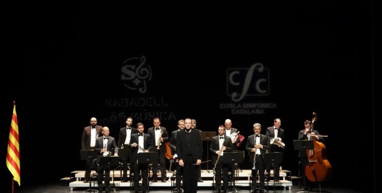 Gerard Pastor i la Cobla Simfònica Catalana | Helena Molist