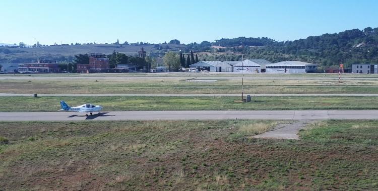 Aeroport de Sabadell/ Karen Madrid