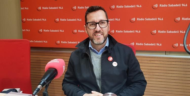 Paco Aranda, número 6 del PSC per Barcelona | Ràdio Sabadell