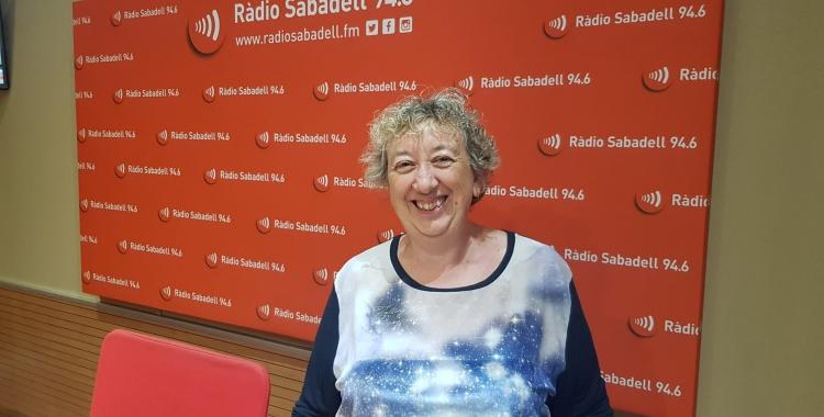 Glòria Estapé, directora del Postgrau d'Economia Social i Solidària | Ràdio Sabadell