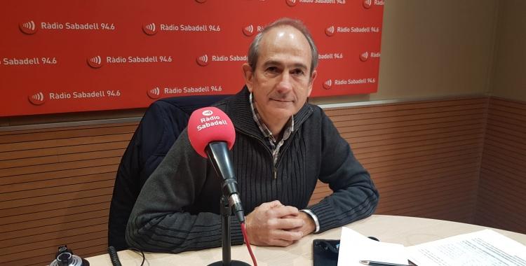 Josep Milà, secretari tècnic del CIESC | Ràdio Sabadell