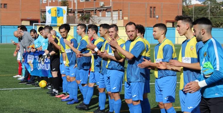 El Sabadell Nord finalitza el seu particular Tourmalet i aquesta setmana rebrà el Tona | Adrián Arroyo