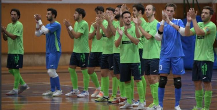 Si la Pia guanya el seu partit contra Bisontes,  s'enfrontarà a un equip de Primera | Futsal Pia Sabadell