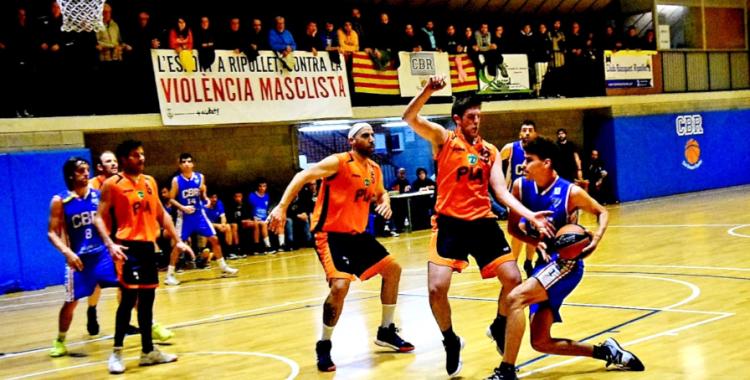 La Pia va perdre en una de les pistes més complicades de la lliga | Marc Mata (Infosport - Ràdio Ripollet)