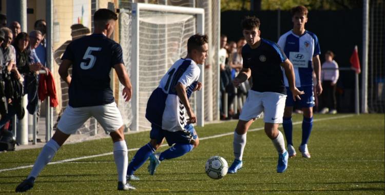 El Sabadell tractarà de millorar els seus números a l'Olímpia | Fut Base CES