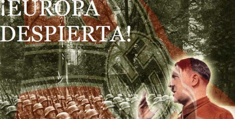 Imatge del blog clausurat de l'acusat sabadellenc /Archive.org
