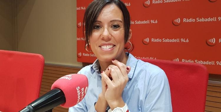 Marta Farrés, alcaldessa de Sabadell
