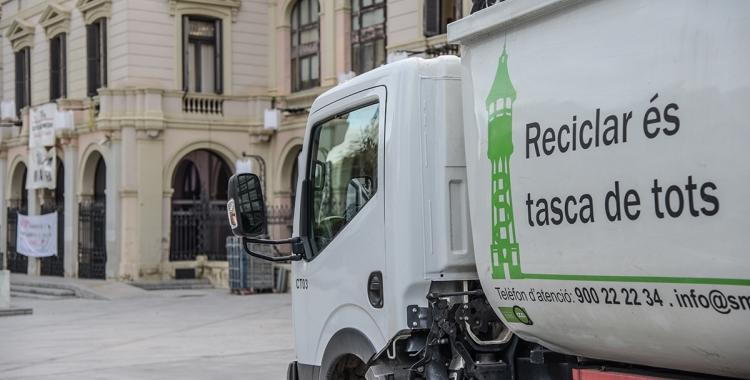 El Vallès Occidental puntua amb nota en la recollida selectiva de paper, cartó, vidre i envasos lleugers, realitzant un 27%, un 28% i un 33% de recollida respectivament | Roger Benet