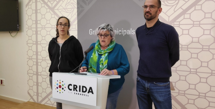 Anna Lara, Nani Valero i Maties Serracant, avui | Pau Duran