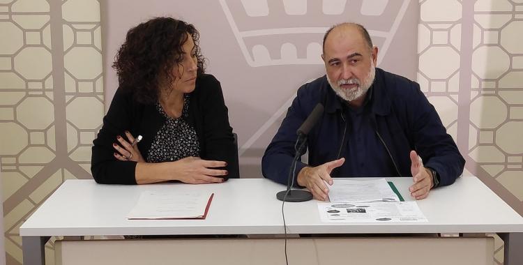 Montse González i Xavier Garcés | Pau Duran