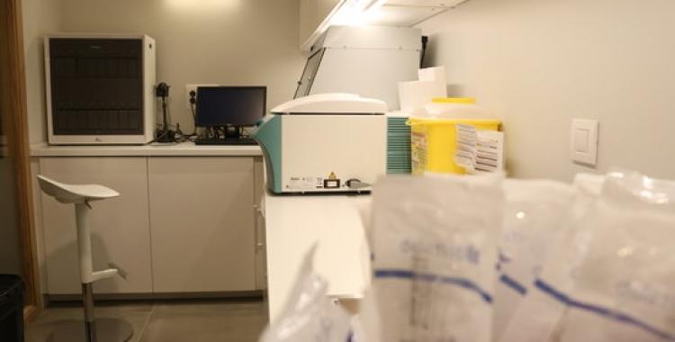Imatge d'un laboratori de PrEP/ ACN