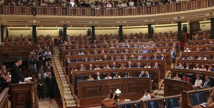 Els tres diputats sabadellencs insten a combatre la ultradreta | ACN