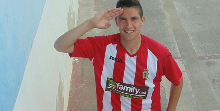 Pedro Pérez, el nou fitxatge del Sabadell Nord | Cedida