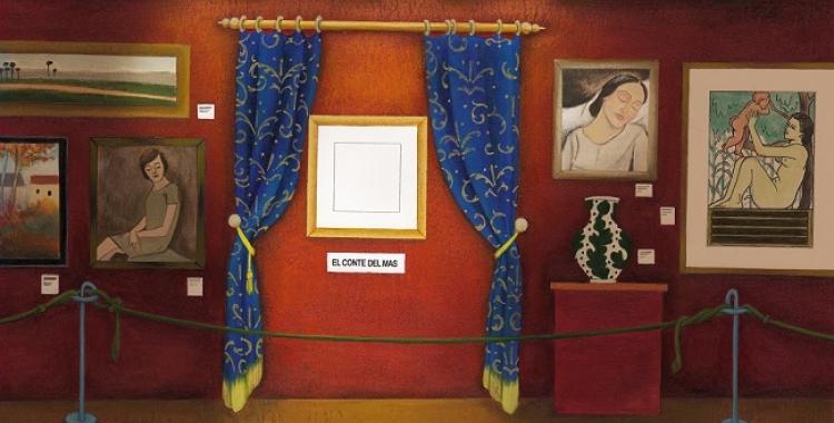 Imatge de l'activitat del Museu d'Art/ Cedida