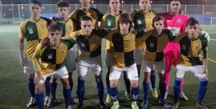 El Sabadell juvenil continua invicte a domicili | Futbol Base CES
