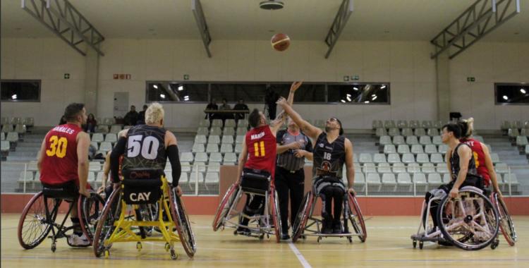 El Global Basket aconsegueix la seva segona victòria consecutiva | Miguel Ángel Muñoz - UCAM Murcia BSR