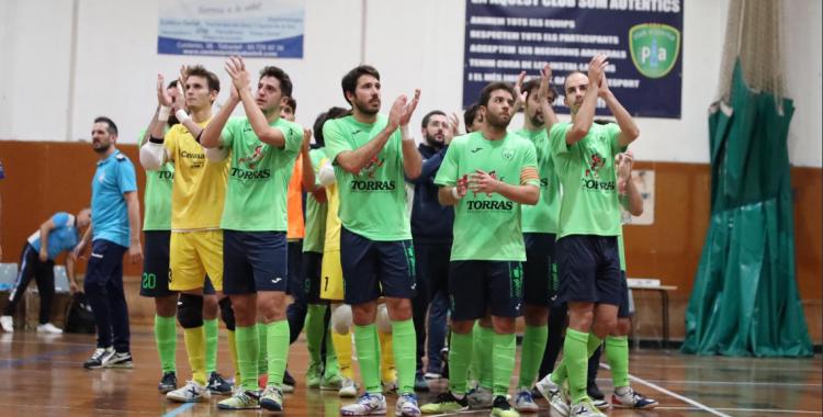 La Pia s'enfrontarà a un Mataró que encadena 10 victòries seguides | FutsalPia