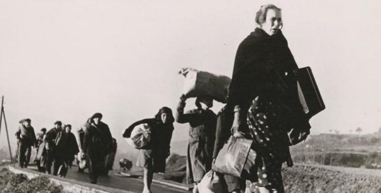 L'historiador Martí Marín analitza la política franquista a Catalunya en el seu últim llibre   Arxiu