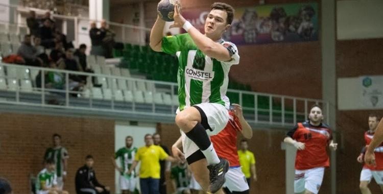 Guillem Correro, amb set gols, va ser el màxim golejador gracienc | Èric Altimis (OAR Gràcia)