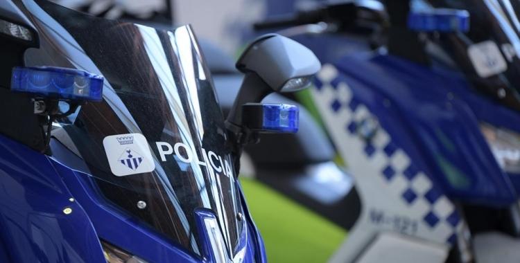 Més de 50 multes per posar fre a les curses il·legals de cotxes a Can Roqueta   Roger Benet