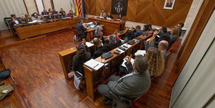 El Ple municipal del mes de desembre | Roger Benet