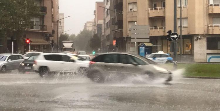 Episodi de fortes pluges a Sabadell | Roger Benet